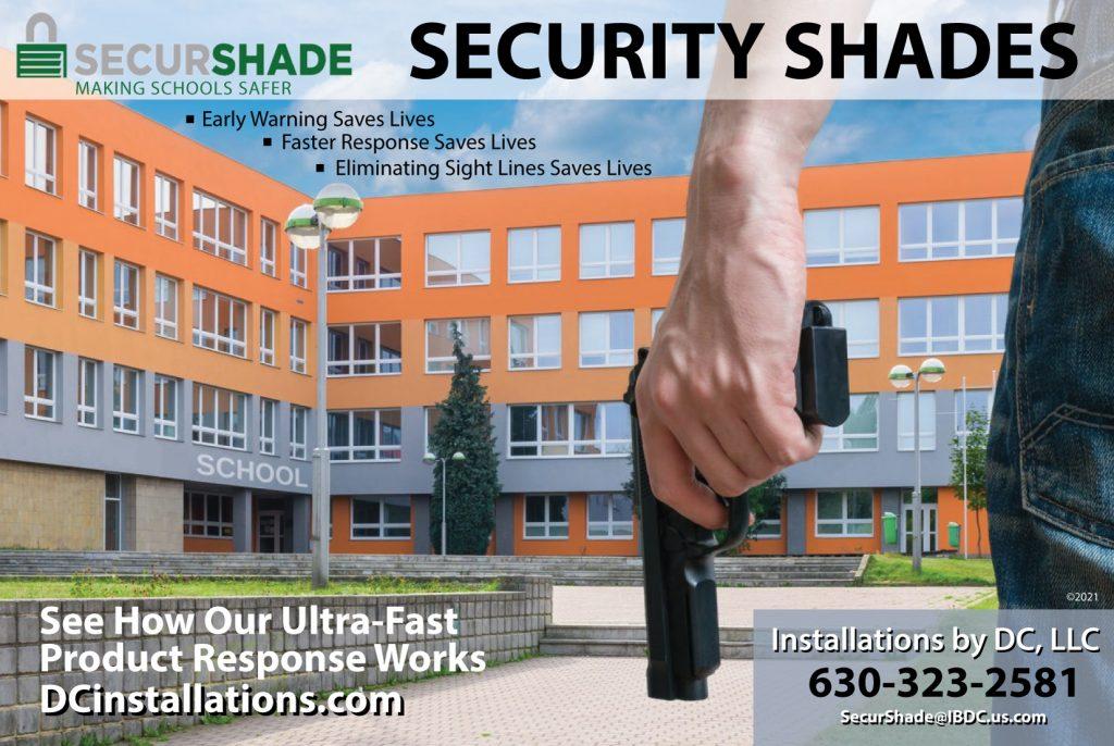 SecurShade Postcard Front