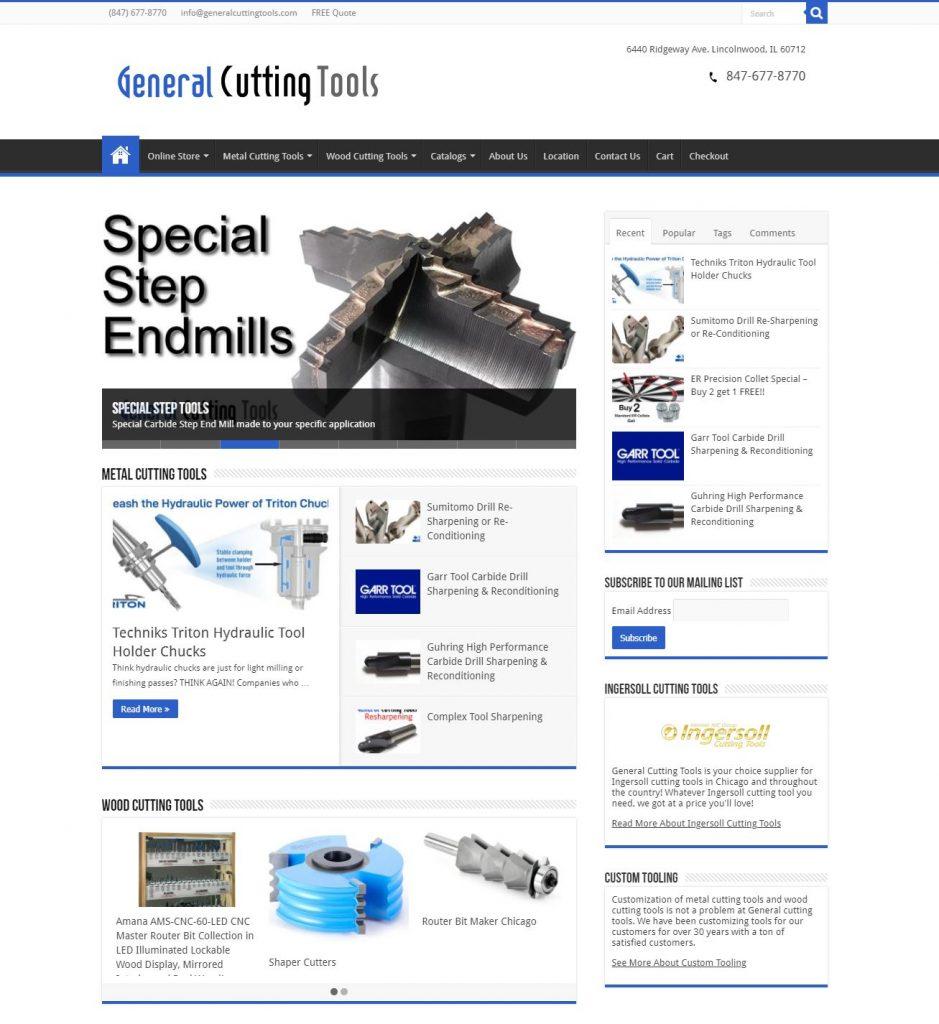 General Cutting Tools