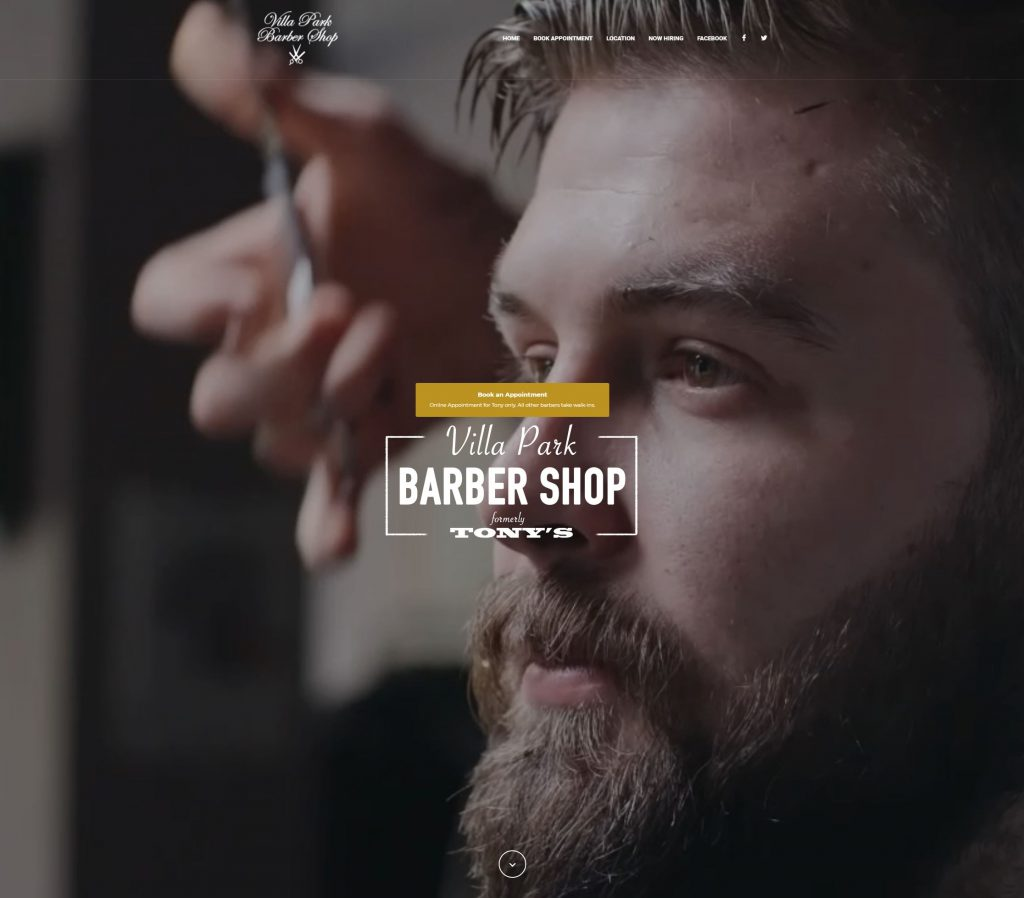 Villa Park Barber Shop